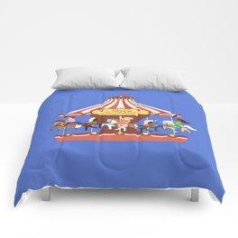 Merry go round Comforters