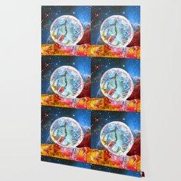 Star Robot Wallpaper