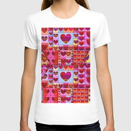 my heart is sealed T-shirt