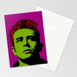 JamesDean01-3 Stationery Cards
