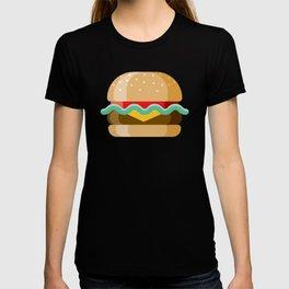 Delicious Cheeseburger T-shirt