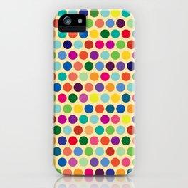 Geometric Pattern #4 iPhone Case