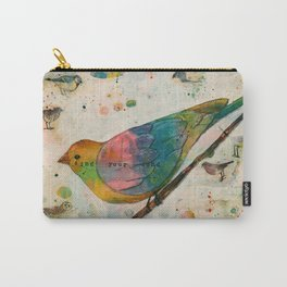 Sing Your Song Carry-All Pouch