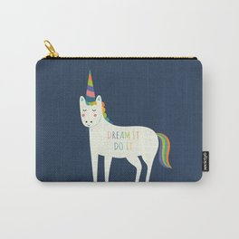Dream It Do It Carry-All Pouch