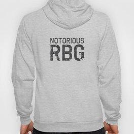 Notorious RBG R.B.G Hoody