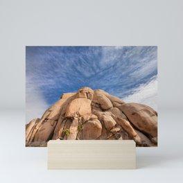 Joshua Tree Rocks Mini Art Print