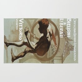 Vintage poster - Vittorio Veneto Bielloni Rug