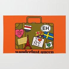 Wanderlust Queen Rug