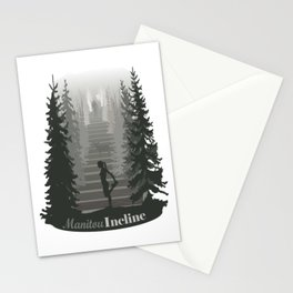Manitou Incline Stationery Cards
