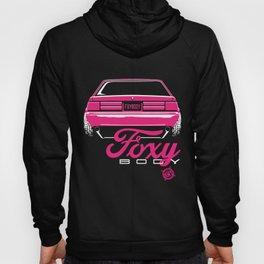 Foxy Body Pink Hoody