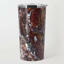 Blood Marble Travel Mug