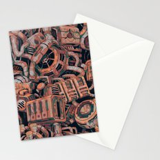 Forgotten Machines Stationery Cards