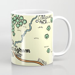 Sherwood Forest Coffee Mug
