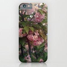 holga flowers. iPhone 6s Slim Case