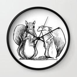 Identity of self Wall Clock