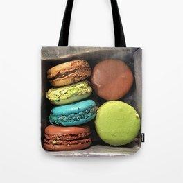 Macaroons of Paris Tote Bag