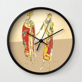 Coalition Wall Clock
