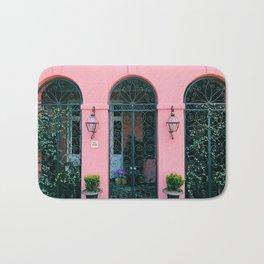 The Pink House Bath Mat