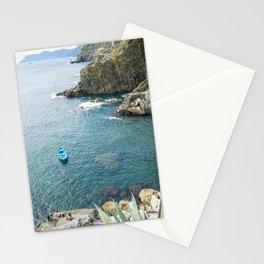 Riomaggiore, Cinque terre, Italy Stationery Cards