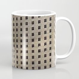 Biltmore Hotel Construction, Providence, Rhode Island 1922 Photograph Coffee Mug
