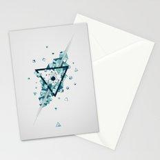 Dark Matter V02 Stationery Cards