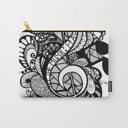 Let the music play! Carry-All Pouch
