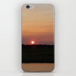 Sunset on the Cape iPhone Skin
