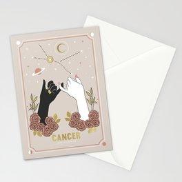 Cancer Zodiac Series Stationery Cards