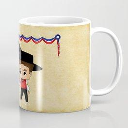 French Chibis Coffee Mug