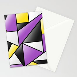 NB (pattern) Stationery Cards