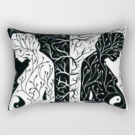 Mothers of Nature Rectangular Pillow