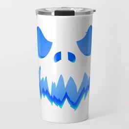 Evil Ghost Travel Mug