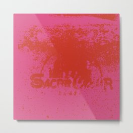 SACRE COEUR_T Metal Print