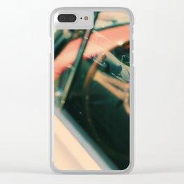 1960 car Clear iPhone Case