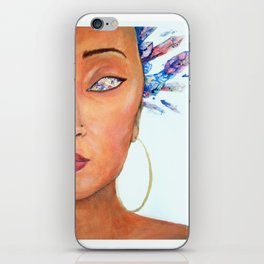 """Lalah"" iPhone Skin"