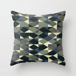 Abstract Geometric Artwork 46 Throw Pillow