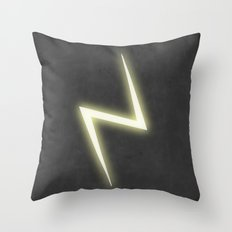 Harry Potter Scar Throw Pillow