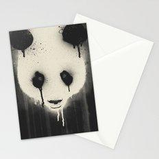 PANDA STARE Stationery Cards
