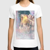 occult T-shirts featuring Olwen's Occult by Devin C. Fitzpatrick