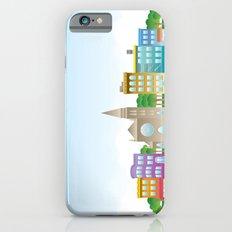 Park Slope Skyline (Color) iPhone 6s Slim Case