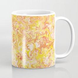 Autumnal Marble Coffee Mug