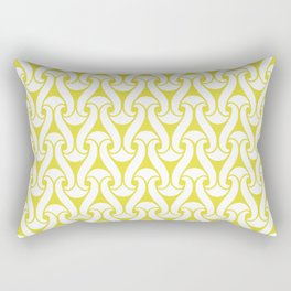 loopy pattern Rectangular Pillow