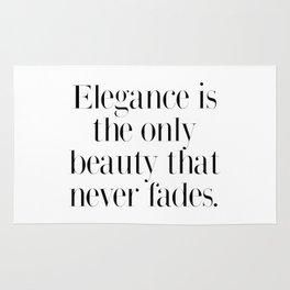 Elegance by Audrey Hepburn Rug