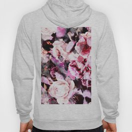 Roses in abstraction Hoody