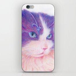 miwa cat 2 ~fred~ iPhone Skin