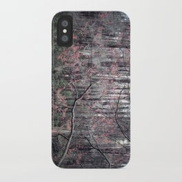 Blooms Like Lightning iPhone Case