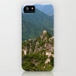 pathway to the horizon iPhone Case