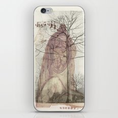 Buddhist Indian Guru Greeting iPhone Skin