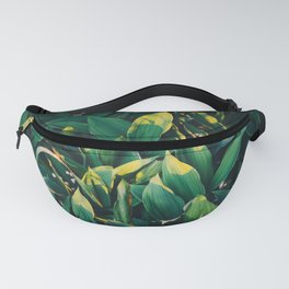 Evening in the garden Fanny Pack