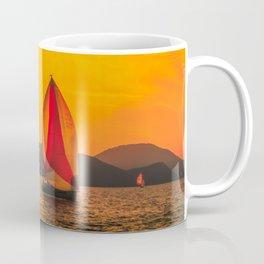 Solar wind Coffee Mug